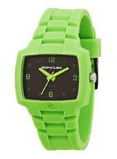Tour 37.70mm Fluo Green Silicon Surf Watch