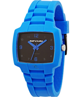 Tour 37.70mm Blue Silicon Surf Watch