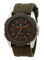 Tubes  Army Surf Watch, Unidirectional Bezel