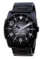 Undercover  44mm Black & White Mens Watch with Date