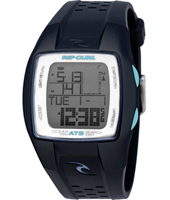 Winki Oceansearch  Black Digital Ladies Tide Chart Watch