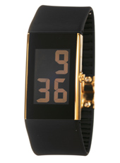 Rosendahl Watch-ll-Digital-Large-Gold ROS43105 -