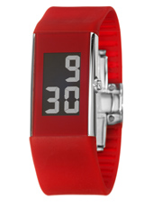 Rosendahl Watch-ll-Digital-Small-Red ROS43128 - 2011 Fall Winter Collection