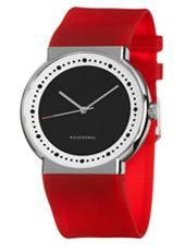Rosendahl Watch-lV-Analog-Large-Red ROS43252 - 2011 Fall Winter Collection