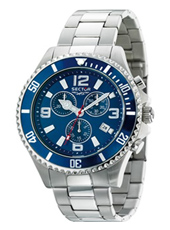 Sector 230-Series-Chrono-Blue R3273661035 -