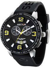 Sector 400-XL-Chrono-Black-&-Yellow R3271619002 -