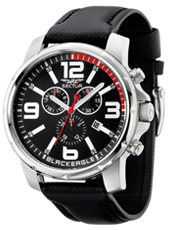 Sector Black-Eagle-Chrono-Black R3271689002 -  