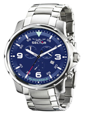 Sector Black-Eagle-Chrono-Blue R3273689135 -