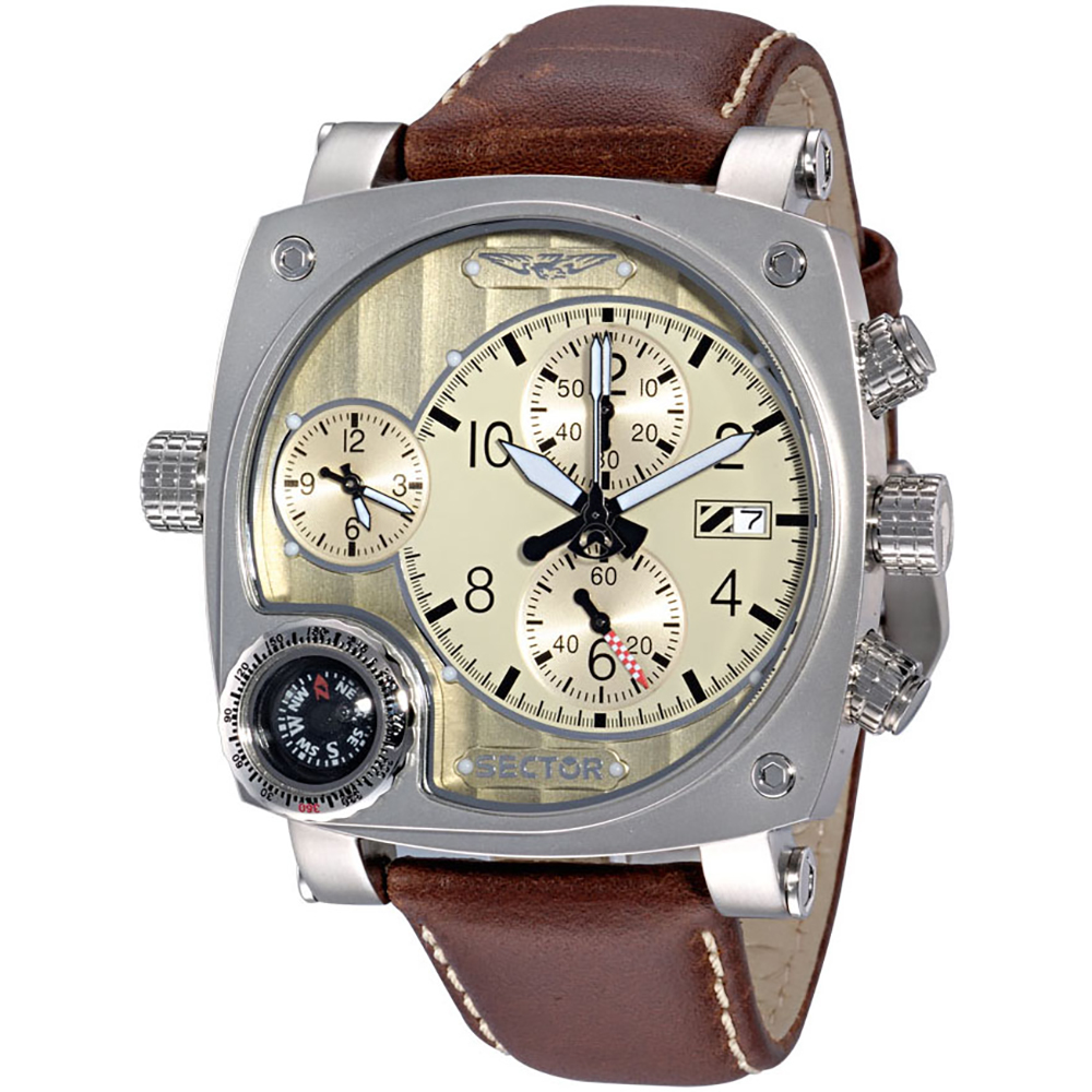 Sector R3251907045 No Limits Mountain watch
