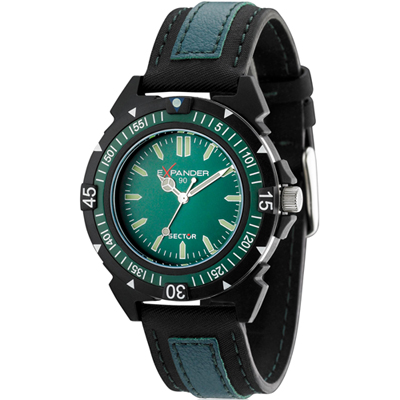 Sector Expander-90-Green R3251197095 - 2011 Spring Summer Collection