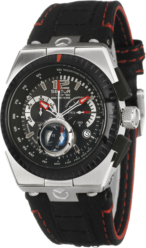 Sector R3271671025 No Limits Mountain watch
