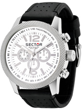 Sector Overland-Chrono-White R3251102004 -