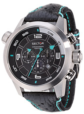 Sector Oversize-Chrono-Black R3271602325 -