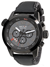 Sector Oversize-Chrono-Black R3271702025 -