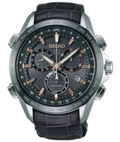 Astron GPS 44.60mm Solar GPS Sports Chronograph