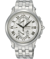 Seiko Double-Retrograde-Chrono-Silver SPC065P1 -