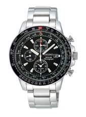 Seiko SSC009-Solar-Chrono SSC009P1 - 2012 Spring Summer Collection