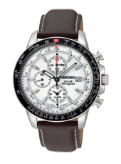 Seiko SSC013-Solar-Chrono SSC013P1 - 2012 Spring Summer Collection