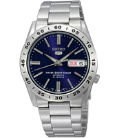 Seiko 5 37mm Automatic Day/Date Watch