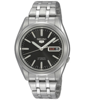 Seiko 5 37.70mm Automatic Day/Date Watch