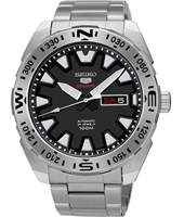 Seiko 5 Sports 45mm Automatic Diver with Compass Ring