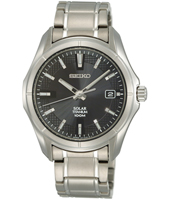 Seiko SNE141P1-Solar-Titanium SNE141P1 - 2011 Fall Winter Collection