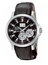 Seiko Premier-Kinetic-Perpetual-Calendar SNP005P1 - 2011 Spring Summer Collection