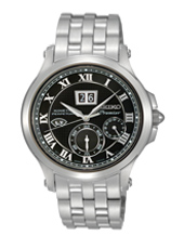 Seiko SNP041P1-Premier-Kinetic-Perpetual SNP041P1 - 2011 Fall Winter Collection