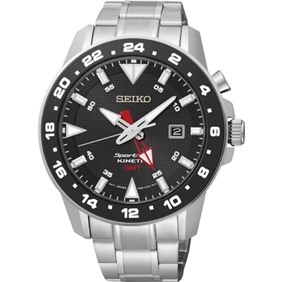 Seiko Sportura-Kinetic SUN015P1 - 2013 Fall Winter Collection