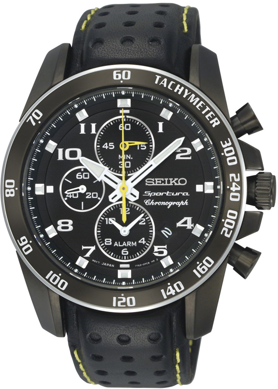 seiko watch how to set date and time