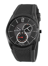 Skagen 435-Carbon 435XXLTBRB - 2012 Spring Summer Collection