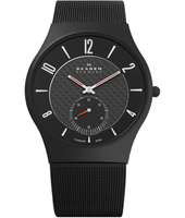 Skagen 805-Titanium-Carbon 805XLTBB - 2012 Spring Summer Collection