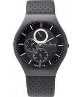 Skagen 806-Titanium-Carbon 806XLTBLB - 2012 Spring Summer Collection