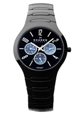 Skagen 817-Ceramic-Sleek 817SXBC1 - 2012 Spring Summer Collection
