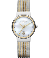 Skagen 355-Elegant 355SSGS - 2013 Spring Summer Collection