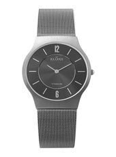 Skagen 233-Titanium-Round 233LTTM - 2012 Spring Summer Collection