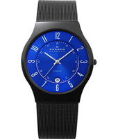 Skagen 233-Round-Titanium 233XLTMN - 2012 Spring Summer Collection