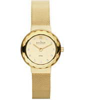 Leonora 25mm Gold Milanese Ladies Watch