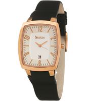 SG1-105-4  28mm Rose Gold Ladies Watch with Date & Sapphire Crystal