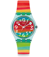 Color The Sky 34mm Standard Size Watch
