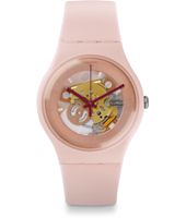 Shades Of Rose 41mm New Gent Lacquered Watch