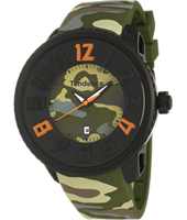 Tendence Camouflage-Dark-Green TE0430030 - 2011 Spring Summer Collection