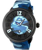 Tendence Camouflage-Dark-Blue TE0430029 - 2012 Fall Winter Collection