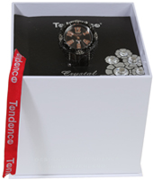 Tendence Crystal-Art-Black-Rose-Gold TFC33004 - 2012 Fall Winter Collection
