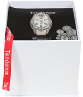 Tendence Crystal-Art-white TFC33001 - 2012 Fall Winter Collection