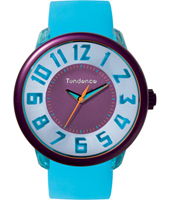 Tendence Fantasy-Hot-Blue&Purple T0630006 - 2012 Fall Winter Collection