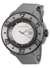 Tendence G-52-Black-with-Grey TE02103001 - 2011 Fall Winter Collection