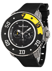 Tendence G-52-Black-with-Yellow TE02106001 - 2011 Fall Winter Collection