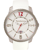 Tendence Slim-Pop-White TG131003 - 2012 Fall Winter Collection