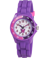 Tikkers Purple-Butterfly TK0041 -